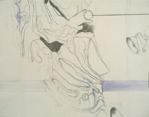 Faltung VII, 2012/15